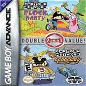 2 Games in 1: Cartoon Network Block Party + Cartoon Network Speedway