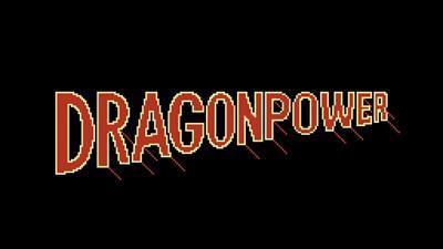 Dragon Power - Fanart - Background