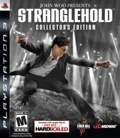 John Woo Presents Stranglehold: Collectors Edition