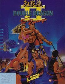 Double Dragon II: The Revenge - Box - Front