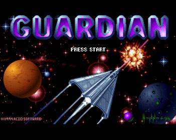 Guardian - Screenshot - Game Title