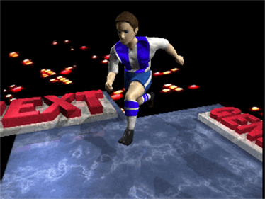 FIFA Soccer 96 - Screenshot - Game Title