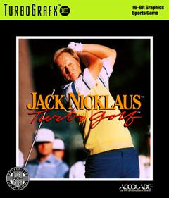 Jack Nicklaus: Turbo Golf