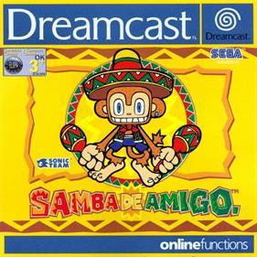 Samba de Amigo - Box - Front