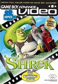 Game Boy Advance Video: DreamWorks Shrek