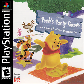 Disney's Pooh's Party Game: In Search of the Treausre