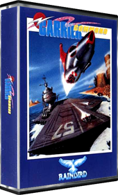 Carrier Command - Box - 3D