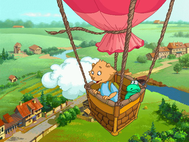 Gregory And The Hot Air Balloon Details Launchbox Games