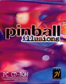 Pinball Illusions - Box - Front