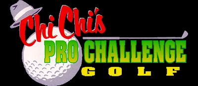 Chi Chi's Pro Challenge Golf - Clear Logo