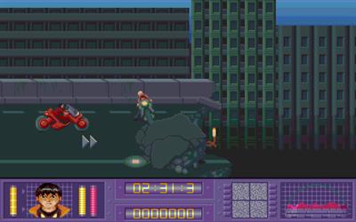 Akira - Screenshot - Gameplay