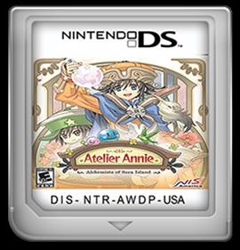 Atelier Annie: Alchemists of Sera Island - Fanart - Cart - Front