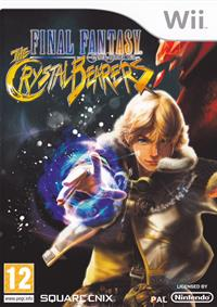 Final Fantasy Crystal Chronicles: The Crystal Bearers - Box - Front