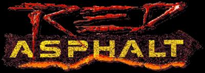 Red Asphalt - Clear Logo