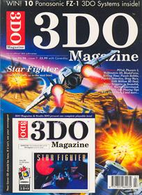 3DO Magazine: Interactive Sampler No 07 - Advertisement Flyer - Front