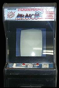 Tournament Arkanoid - Arcade - Cabinet