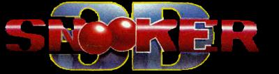 3D Snooker - Clear Logo