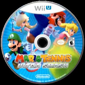 Mario Tennis: Ultra Smash - Disc