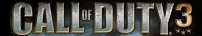 Call of Duty 3 - Banner
