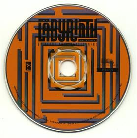 The Labyrinth of Time - Disc