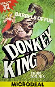 Donkey King - Box - Front