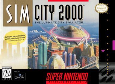 SimCity 2000: The Ultimate City Simulator