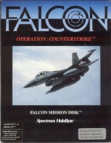 Falcon Mission Disk: Operation: Counterstrike