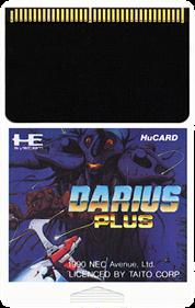 Darius Plus - Cart - Front