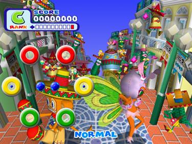 Samba de Amigo - Screenshot - Gameplay