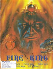 Fire King - Box - Front