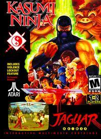 Kasumi Ninja