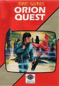 Orion Quest - Box - Front