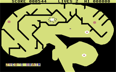 Mind Control - Screenshot - Gameplay