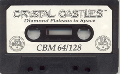 Crystal Castles: Diamond Plateaus in Space - Disc