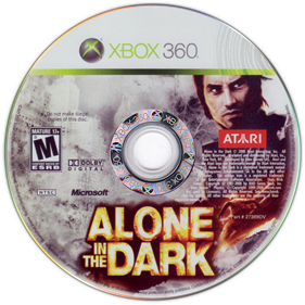 Alone in the Dark - Disc
