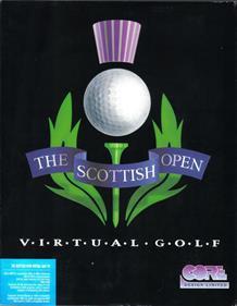 The Scottish Open: Virtual Golf