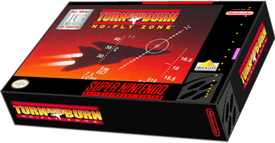 Turn and Burn: No-Fly Zone - Box - 3D