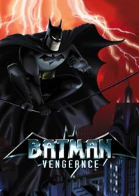 Batman Vengeance - Fanart - Box - Front