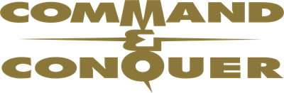 Command & Conquer (Special Gold Edition) - Clear Logo