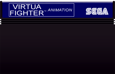 Virtua Fighter Animation - Cart - Front