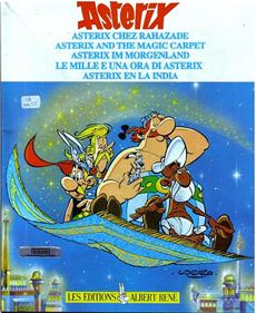 Astérix and the Magic Carpet