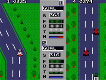 F1 Douchuuki - Screenshot - Gameplay