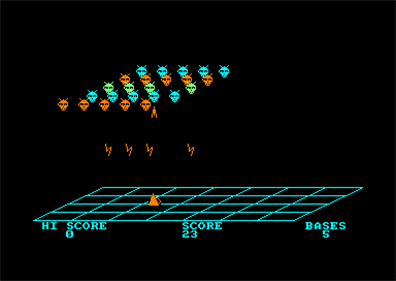 3D Invaders - Screenshot - Gameplay