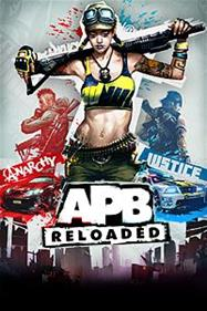 APB Reloaded - Box - Front