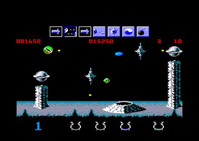 Wizball - Screenshot - Gameplay