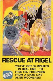 Rescue at Rigel