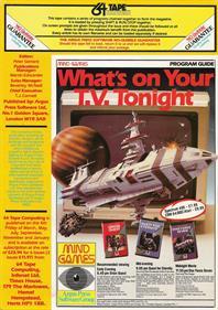 Orion Quest - Advertisement Flyer - Front