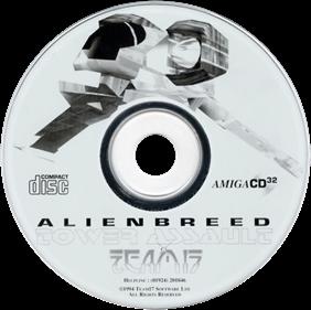 Alien Breed: Tower Assault - Disc