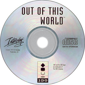 Out of This World - Disc