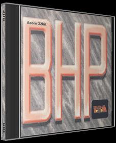 BHP: Brutal Horse Power - Box - 3D